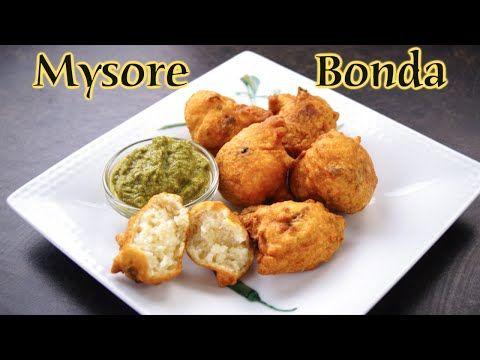 Maida Bonda   Mysore Bonda - Dosatopizza