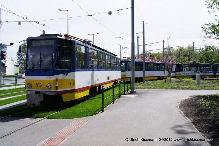 910 Szeged Európa ligét 20.04.2012 - (ČKD) Tatra T6A2