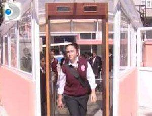 PERKOTEK Öğrenci geçiş  kontrol sistemiyle öğrenciler güvende