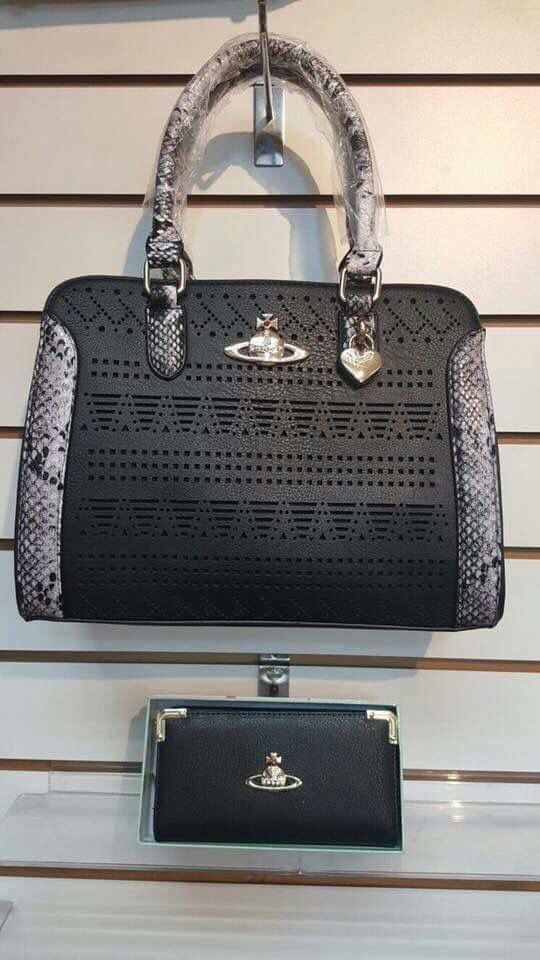Vivienne Westwood handbag and purse sets on sale now, ask for prices X