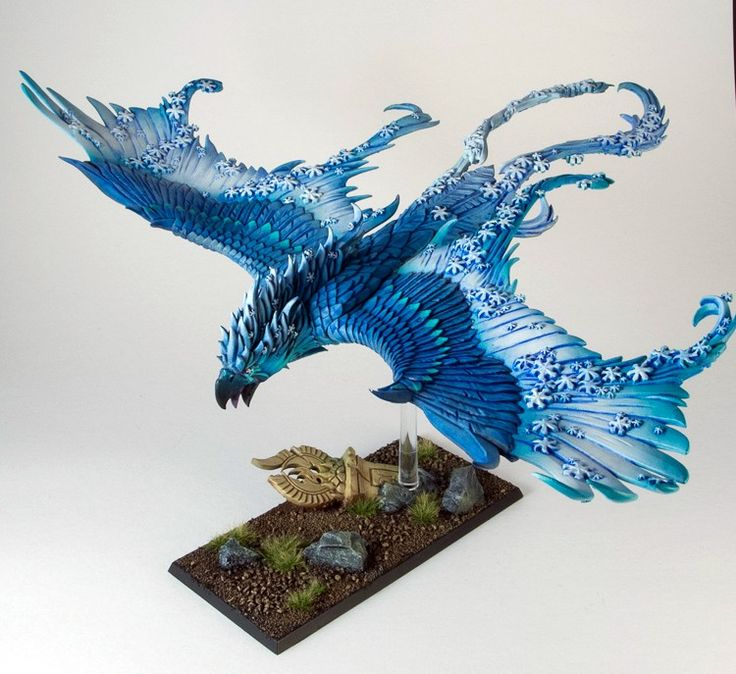 High Elves Frostheart Phoenix