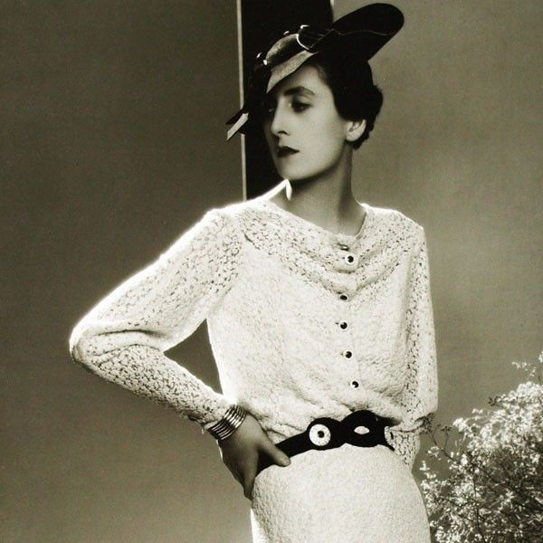 30 best 1930 Maggy Rouff images on Pinterest | Fashion vintage ...