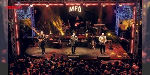 MFÖden unutulmaz konser : Kanyon Büyük Yılbaşı Konseri bu yıl müzik kariyerlerinde 45 yılı geride bırakan MFÖyü ağırladı. Grup geceye özel repertuarıyla müzikseverlere unutulmaz bir gece yaşattı. Yaklaşık iki saat sahnede kalan MFÖ Ele Güne Karşı Güllerin İçinden Ali Desidero ve Sarı Laleler gibi unutulmaz şark...  http://www.haberdex.com/magazin/MFO-den-unutulmaz-konser/141978?kaynak=feed #Magazin   #MFÖ #unutulmaz #kalan #Güne #sahnede