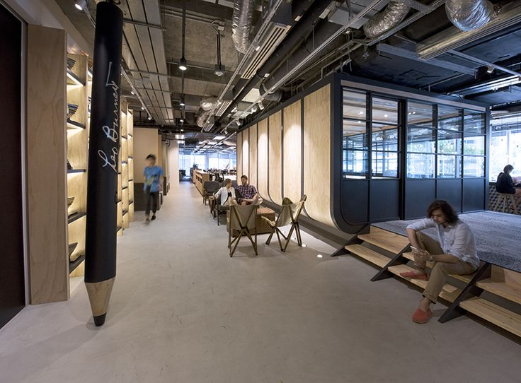 Article Source Bean Buro Hong Kong Designers Have Created An Innovative And Collaborative Workspace For World Class Creative Agency Leo Burnett