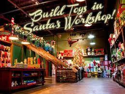 Image result for santas elves workshop fun