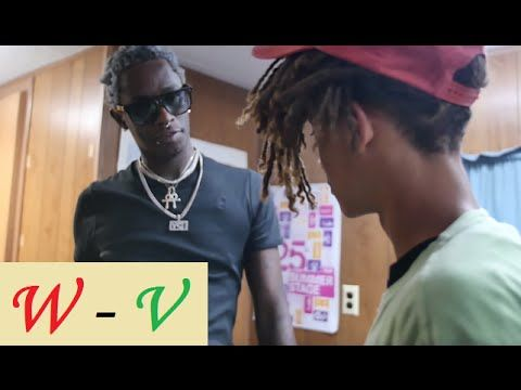 Young Thug Tour Life: NYC Stop (Filming With Vogue & Meets Jaden Smith) - YouTube