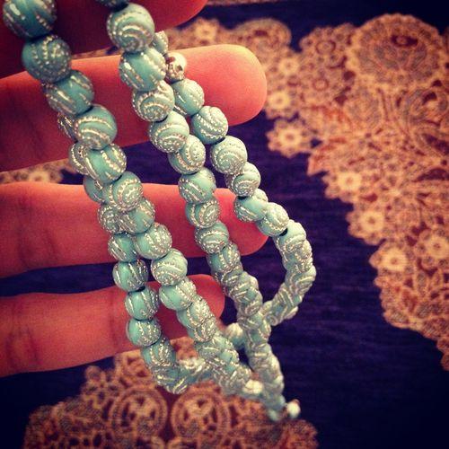 Prayer beads from Madina