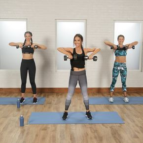 Day 12: Cardio and Toning Boot Camp Workout