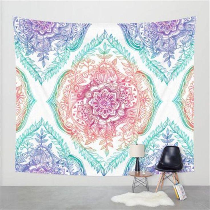 Bohemian Beach Cover Up / Wall Tepestry
