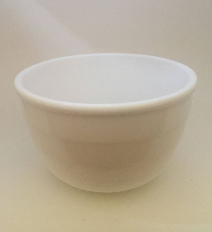 Vintage Traditional Mixing Bowl Made by GE out of Milk Glass with Tiered Sides- Mid Century 1950s Style by FunkyVintageFun on Etsy https://www.etsy.com/listing/540341610/vintage-traditional-mixing-bowl-made-by