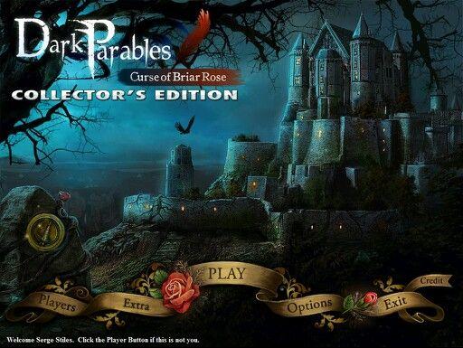 Briar Rose's castle