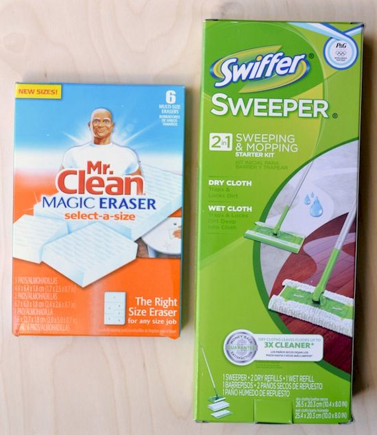 Win a craft cleanup pack and a $50 Home Depot gift card