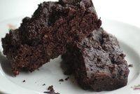 Recept biologische brownies van amandelmeel-Lekker in mn vel