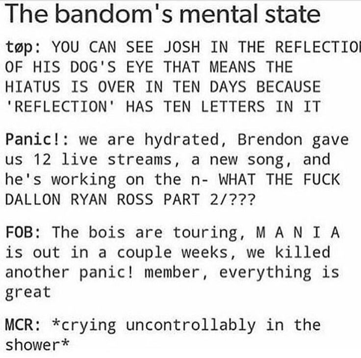*looks at top descriptions* *laughs uncontrollably* *looks at MCR description* *cries too*