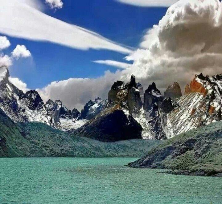 Todos los Santos Lake in Chile