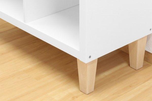 Möbelfüße für Ikea Kallax Regal – Wohnideen