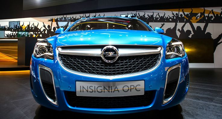 The new Insignia OPC