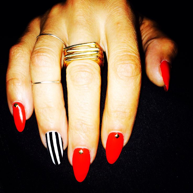 7 best My nailgame images on Pinterest | Los angeles, Accent nails ...