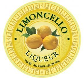 Lemoncello label                                                       …