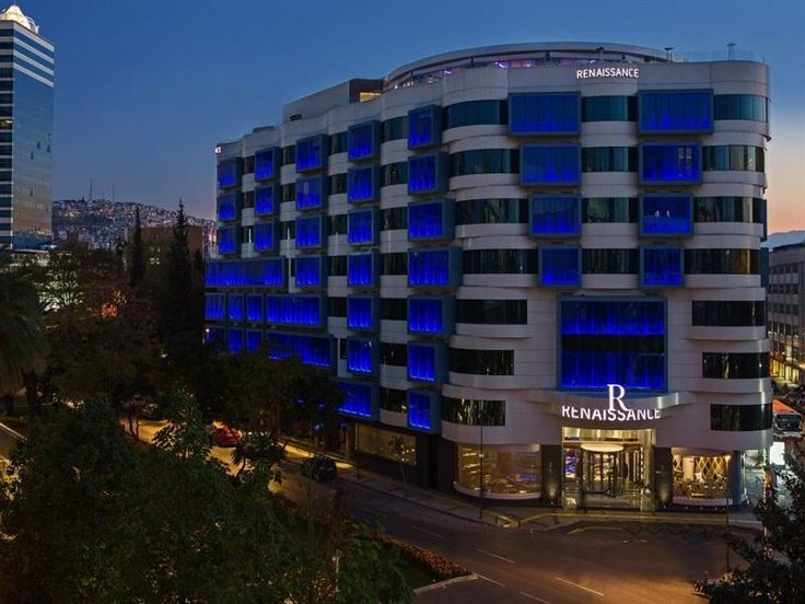 Izmir Renaissance Izmir Turkey, Europe Set in a prime location of Izmir, Renaissance Izmir puts everything the city has to offer just outside your doorstep. Offering a variety of facilities and services, the hotel provides all you need for a good night's sleep. 24-hour front desk, facilities for disabled guests, luggage storage, Wi-Fi in public areas, car park are on the list of things guests can enjoy. Some of the well-appointed guestrooms feature television LCD/plasma screen...