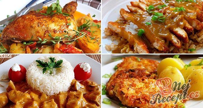 Určitě znáte ten pocit, když v sobotu přemýšlíte, jaký chutný nedělní oběd připravíte. Vyřešili jsme to za vás a sesbírali jsme pro vás 12 skvělých receptů, které jsou ideální na neděli.
