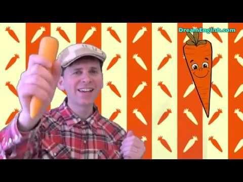 English Kids Academy Meyve ve Sebzeler Şarkısı - YouTube