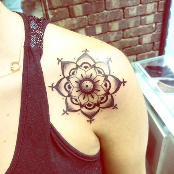 Best Mandala Tattoos for Inspiration, In mandala tattoos people will be moving…
