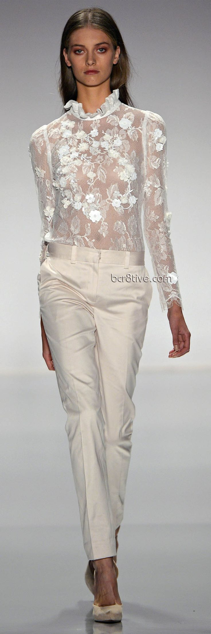 Jill Stuart Spring Summer 2013 Ready To Wear The non traditional bride might opt for this instead of a dress