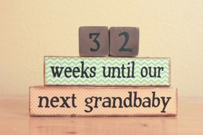 5 Creative Pregnancy Announcement Gifts To Surprise The Grandparents | http://www.ourfamilyworld.com/2015/12/01/5-pregnancy-announcement-gifts-for-grandparents/
