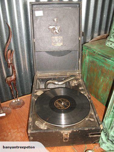 Gramophone-vintage   Trade Me