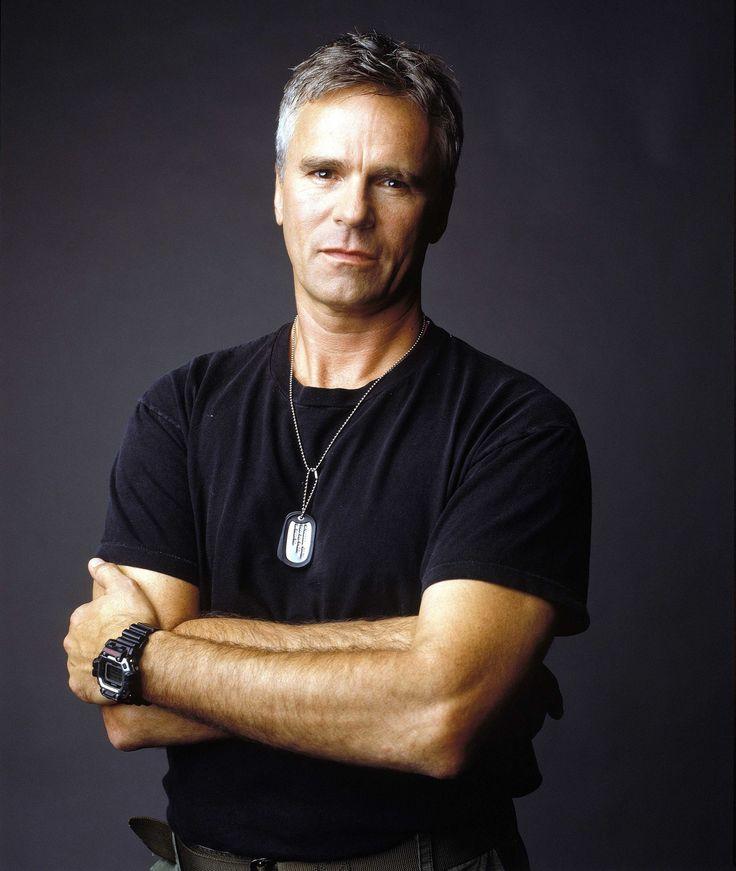 Richard Dean Anderson of Stargate SG 1