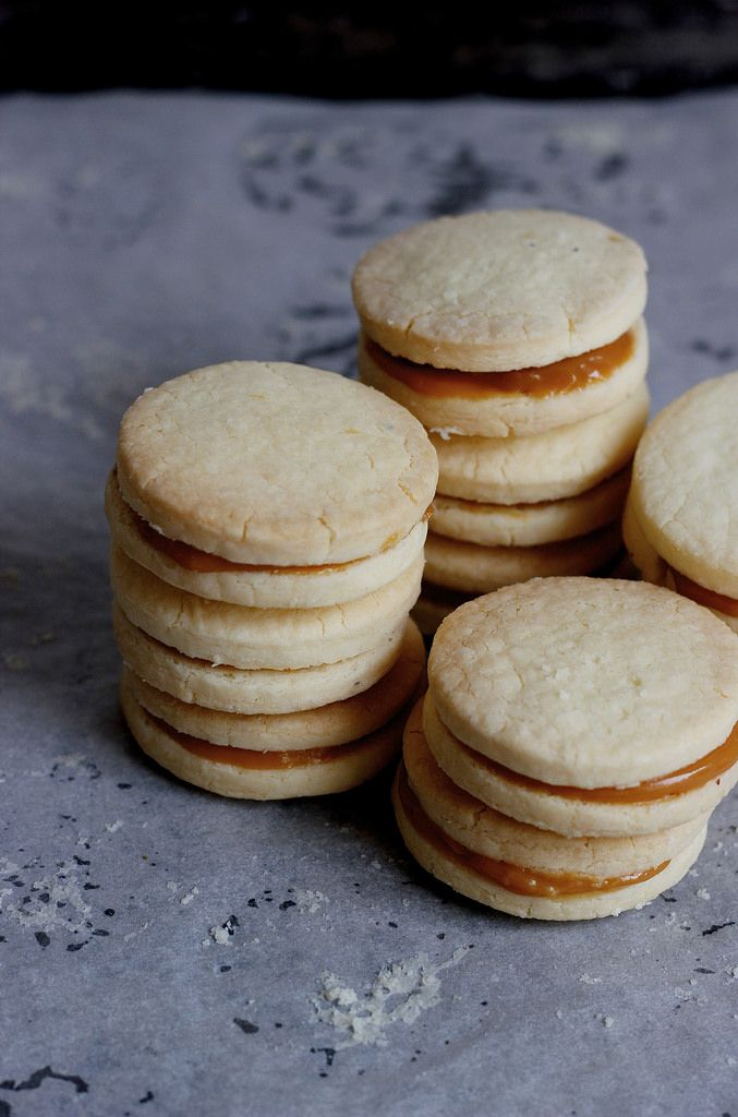 How to Make Alfajores - Traditional South American Sandwich Cookie Recipe