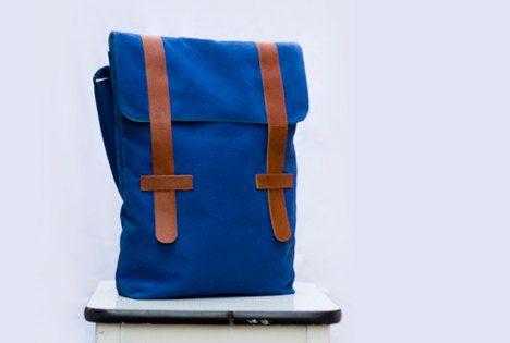Peter  - Bag. €65,00, via Etsy.: Beautiful Baggage, Bracelets Sets, Style, Bangs Bags, Blue Bags, Bracelets Collection, Accessoir, 65 00, 6500