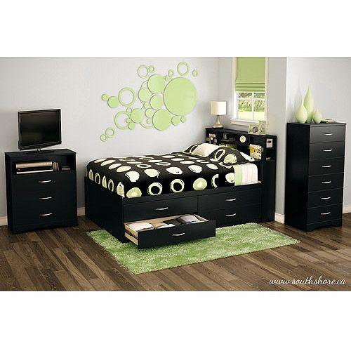 walmart sauder bedroom furniture kids sets childrens dressers