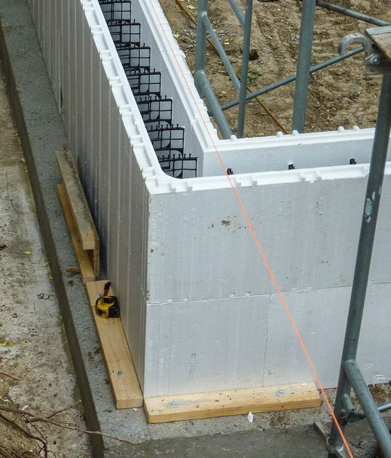 22 best insulated concrete forms icf images on pinterest for Insulated concrete form house