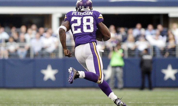 Peterson And Vikings Agree To New Deal - Today's Pigskin  After missing 15 games in 2014 on the commissioner's exempt list for abusing his toddler son and then griping throughout the offseason about the way the Minnesota Vikings failed to back him throughout the process, Adrian Peterson is getting exactly what he wanted all along: a new contract.....