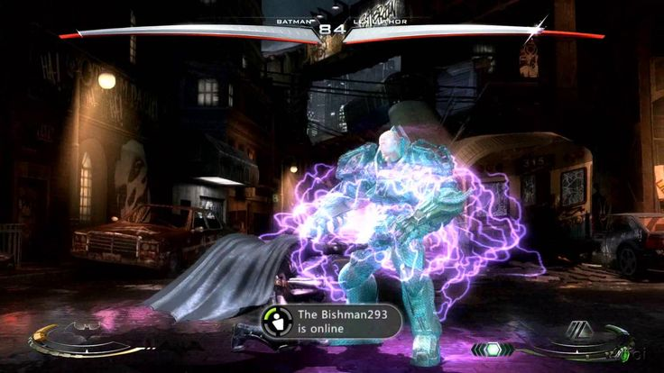 Injustice: Gods Among Us Xbox 360 Demo