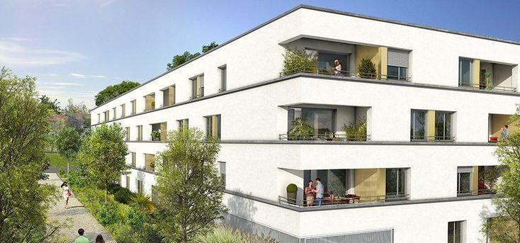 Investissez en loi Pinel à Toulouse ! Une résidence contemporaine offrant une qualité de vie incomparable