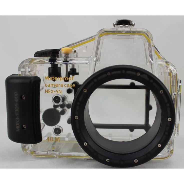 Sony NEX-5 16mm Tauchgehäuse (40m) MPK-NEX5 Pro von Hydronalin