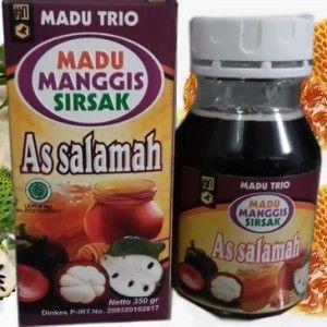Madu Trio Assalamah 350gr | CV.ABU HERBAL