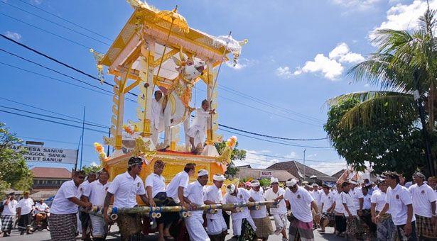 Memukur Balinese Last Rite of Passage #baliaround