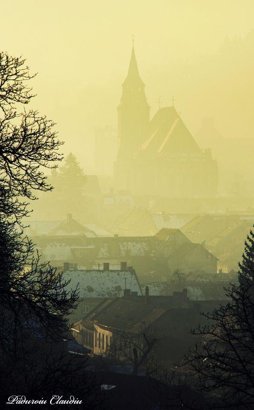 Brasov, Transylvania, Romania.
