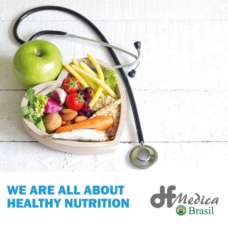 DF Medica: We are alla bout Healthy Nutrition.