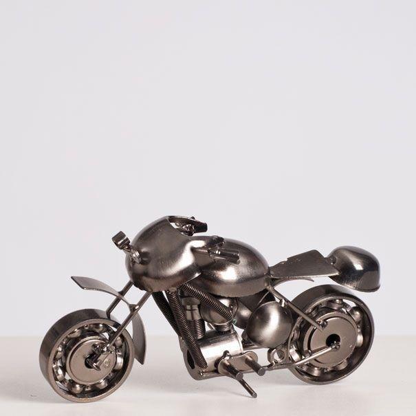 Miniatura Moto Esportiva - Machine Cult - Kustom Shop | A loja das camisetas de carro e moto