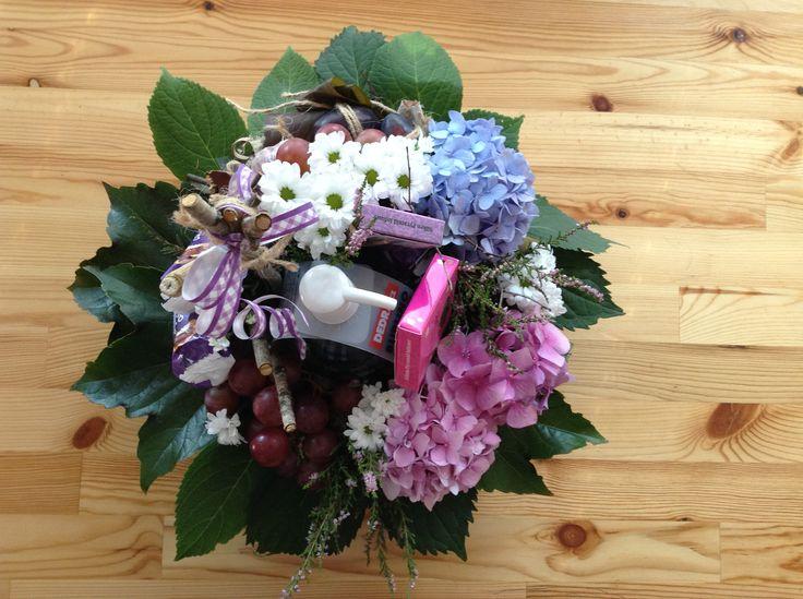 Další dárková květina