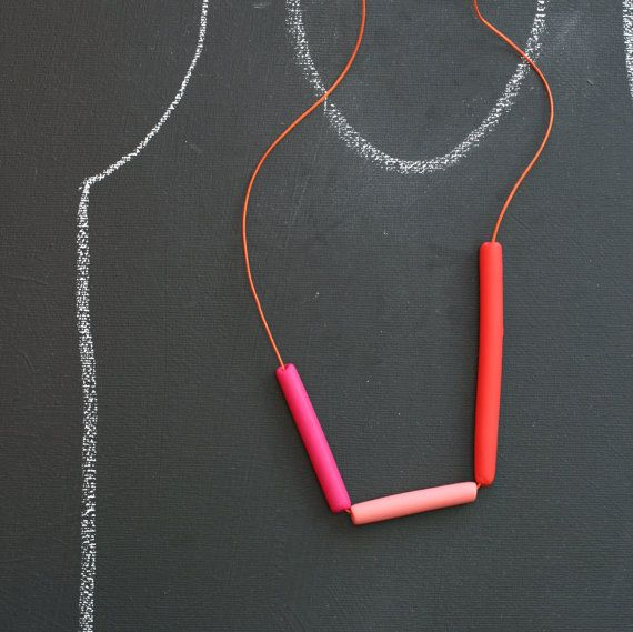 necklace by sydney artist notTuesday