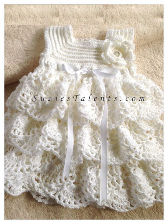 614 best bebe ropa ganchillo images on Pinterest | Crochet baby ...
