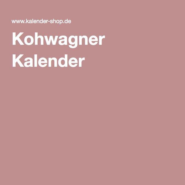 Mein persönlicher Kalender 2017  Gabi Kohwagner