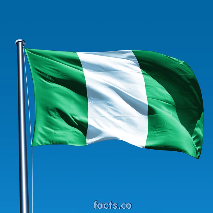 Nigeria Flag colors - Nigeria Flag meaning history