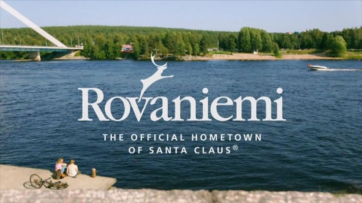 The City of Rovaniemi - situated in the Arctic Circle - can also be a quite lovely summer city!